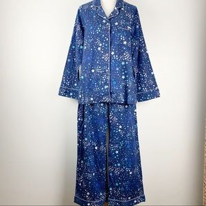 Victoria's Secret starry pajama set NWT